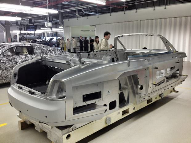Rolls-Royce Wraith zero datum