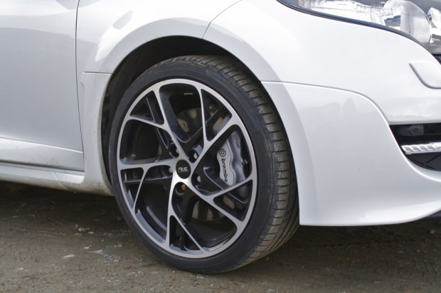 Renault Megane RS wheels