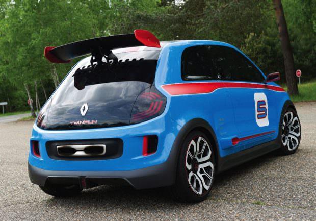 Renault Twin'Run rear