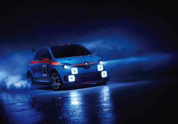 Renault Twin'Run studio
