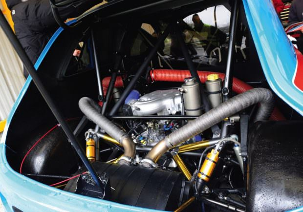 Renault Twin'Run engine