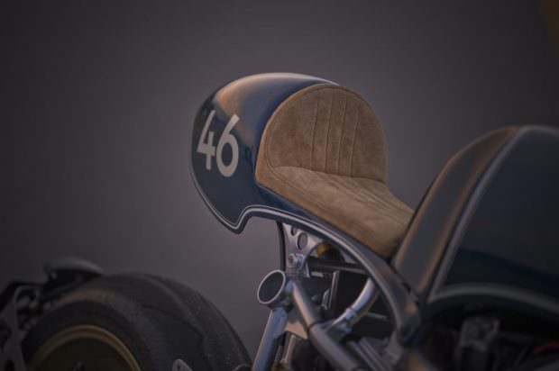 Clubman Racer seat