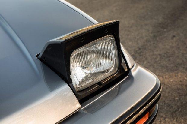 Honda Prelude pop up light