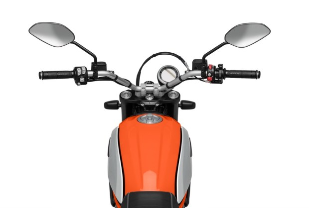 Ducati Scrambler Icon tank