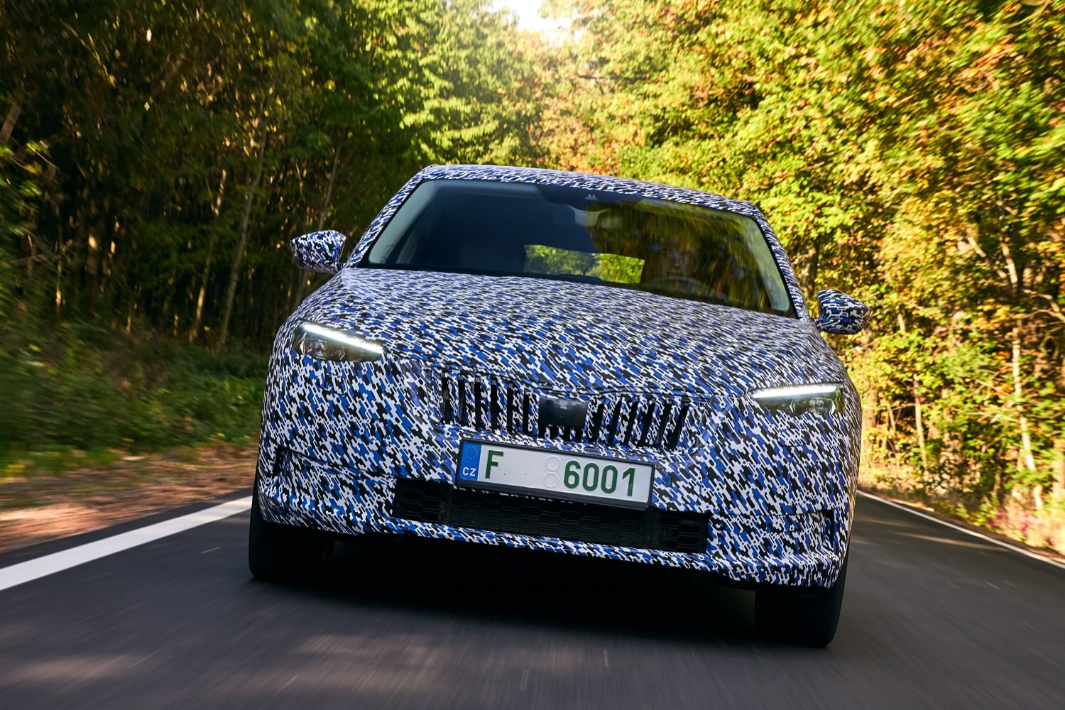 First Drive We Get An Exclusive Preview Of The New Skoda Scala