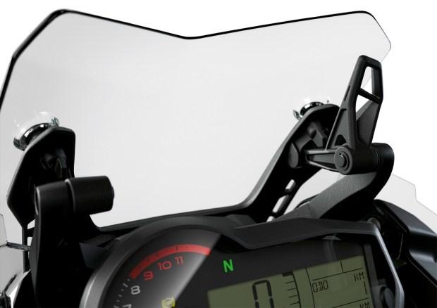 BMW F 850 GS Adventure screen