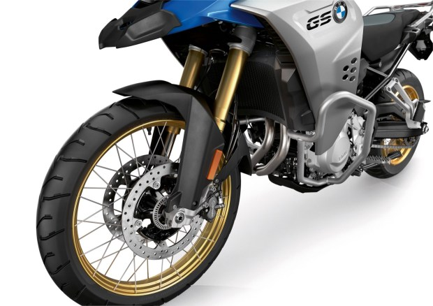 BMW F 850 GS Adventure engine bars