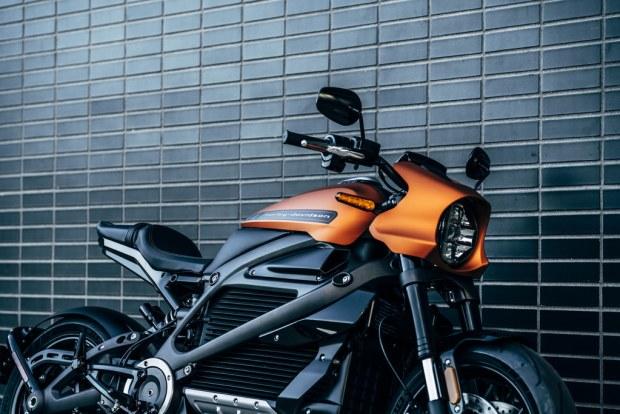 Harley-Davidson LiveWire detail