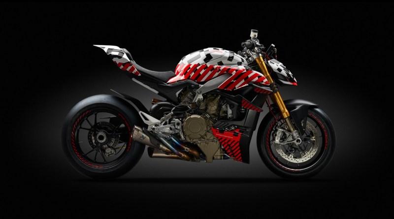 Ducati Streetfighter V4 side