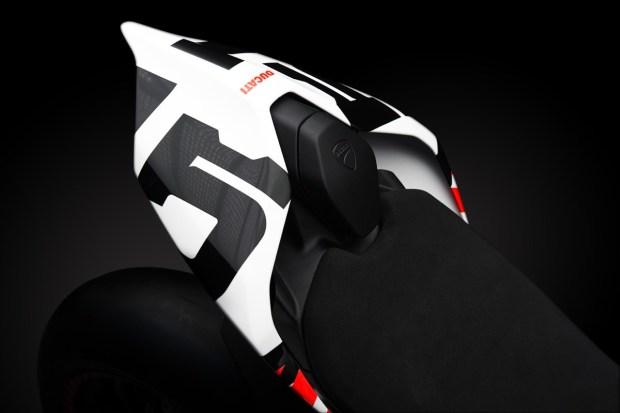 Ducati Streetfighter V4 rear