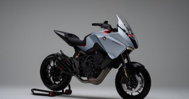 Honda CB4X Concept main