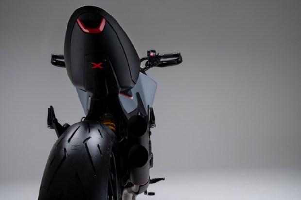 Honda CB4X Concept rear