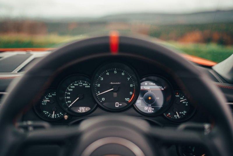Porsche 911 Speedster wheel