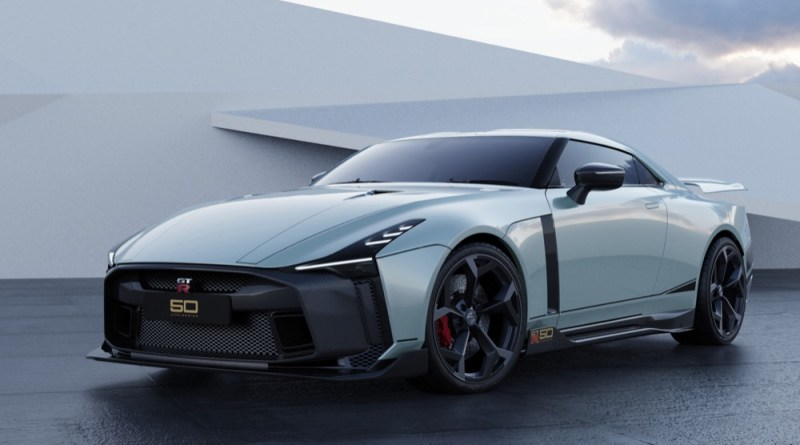 Nissan GT-R50 by Italdesign lead