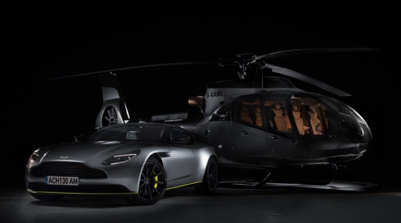 Aston Martin ACH130 helicopter main