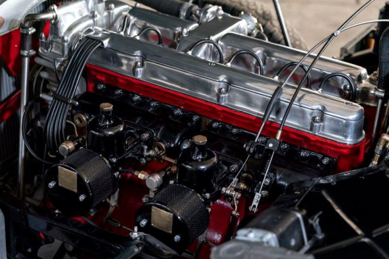 DB2 Vantage engine