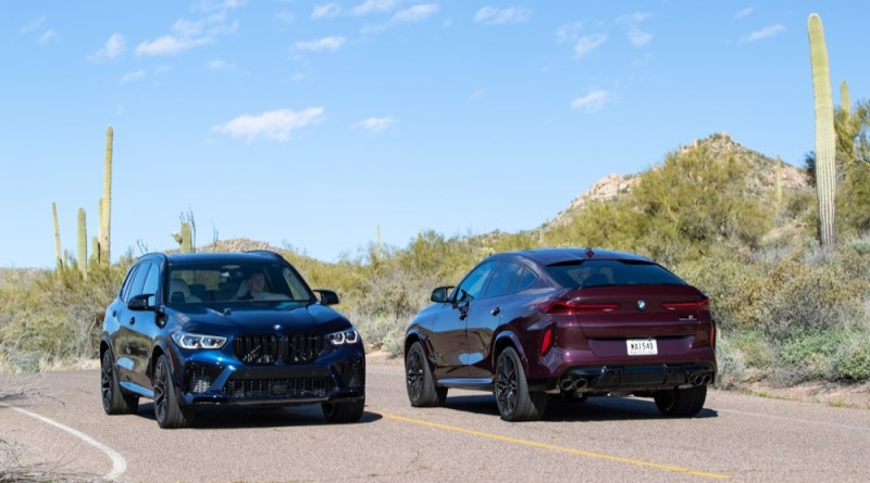 BMW X5M & X6M main