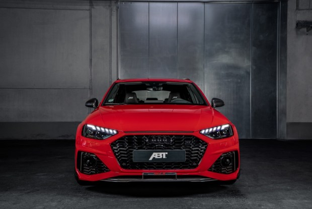 ABT RS4S front