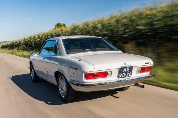 Mazda R130 Luce rear