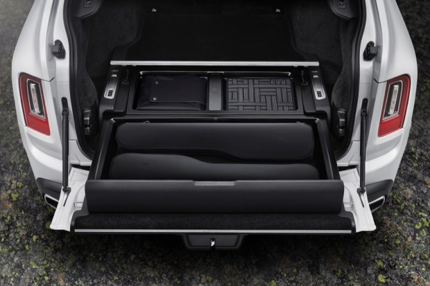 Rolls-Royce pursuit seat Cullinan