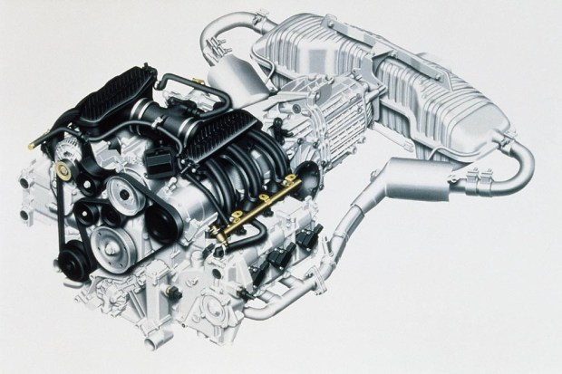 Original Boxster engine