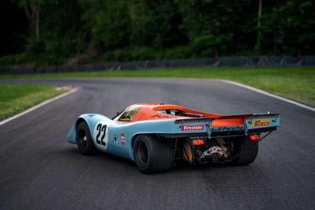 Porsche 917 K rear