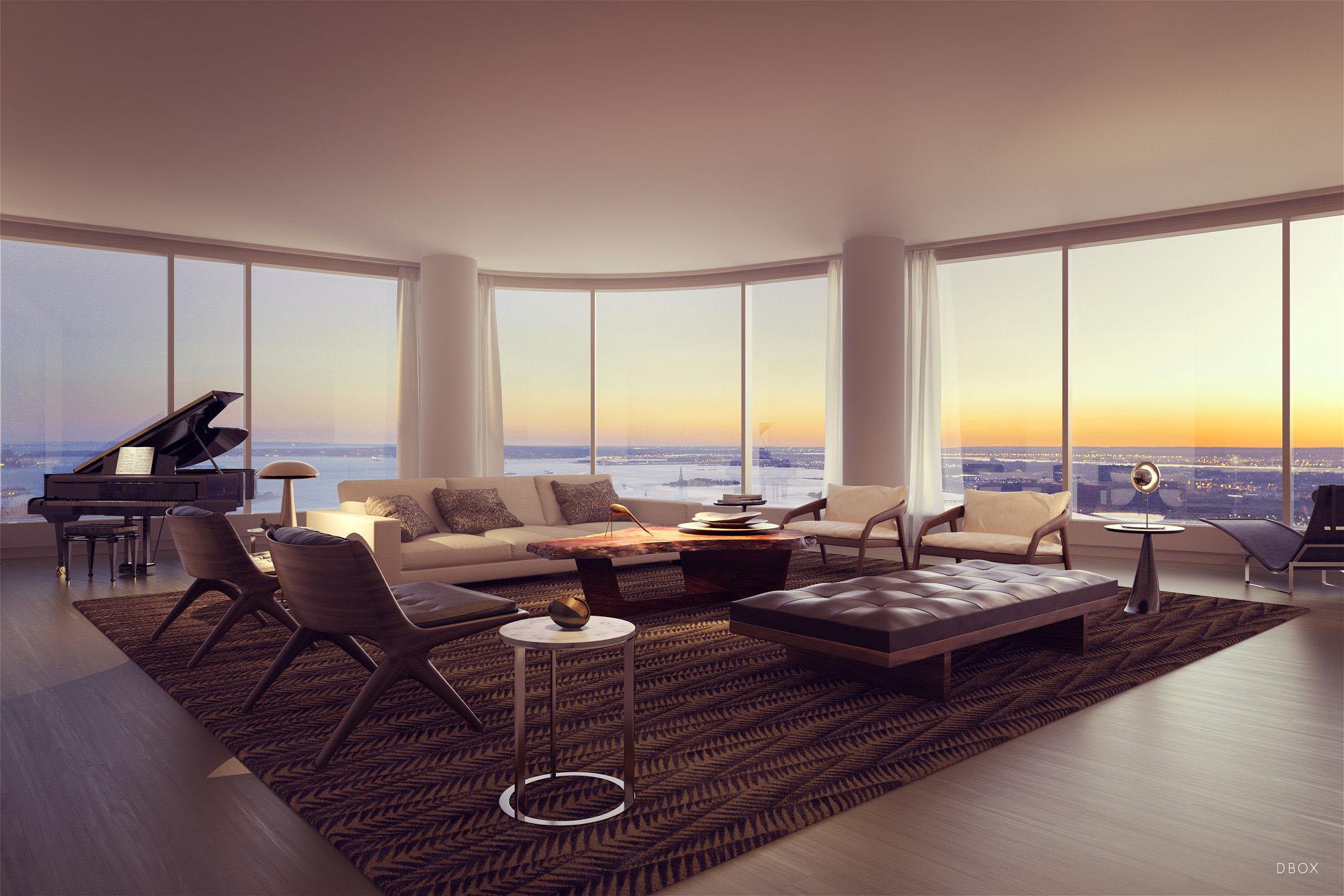 50 West  Luxury Modern Homes
