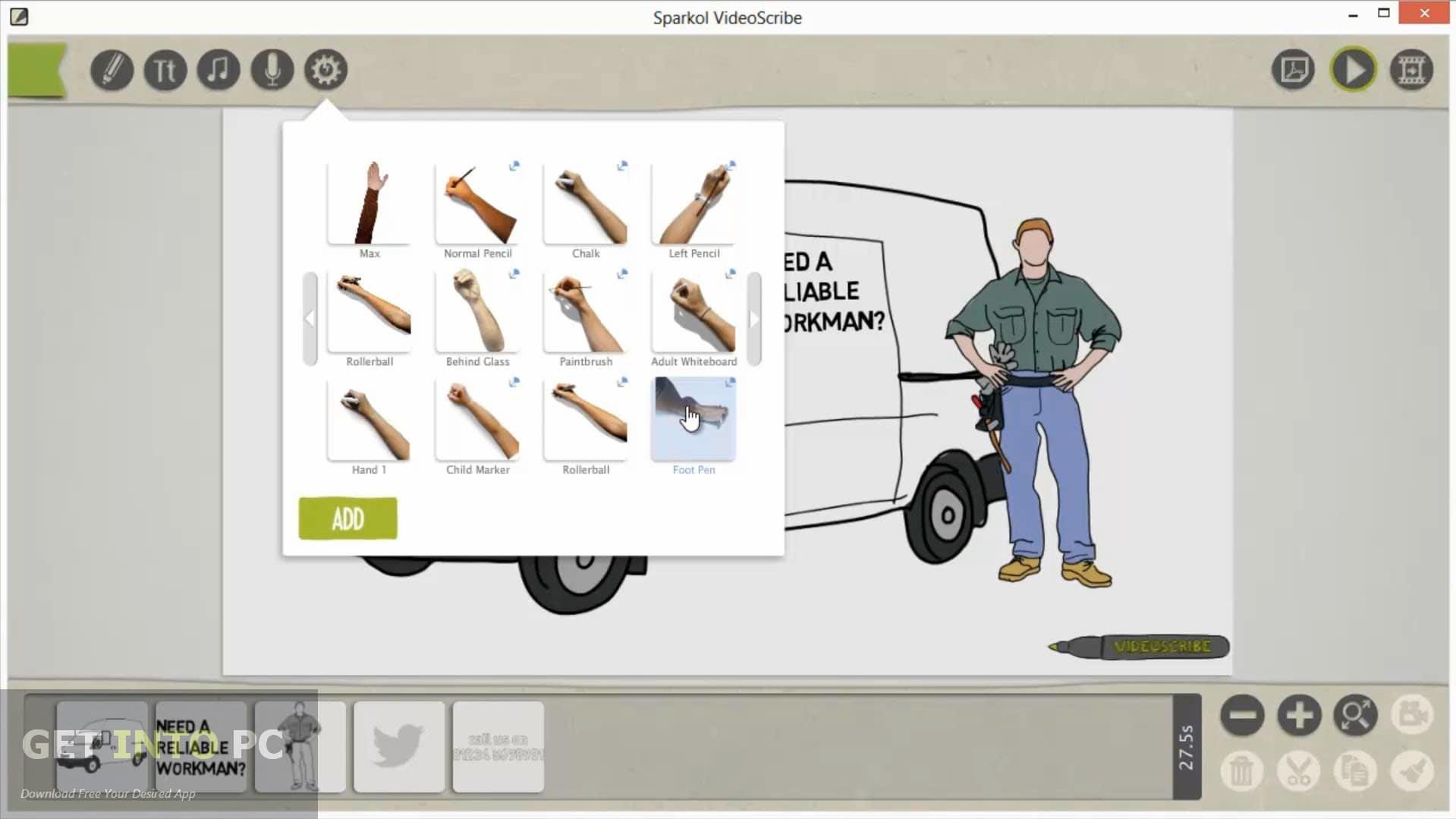 Videoscribe Whiteboard Animation - Idee per la decorazione di
