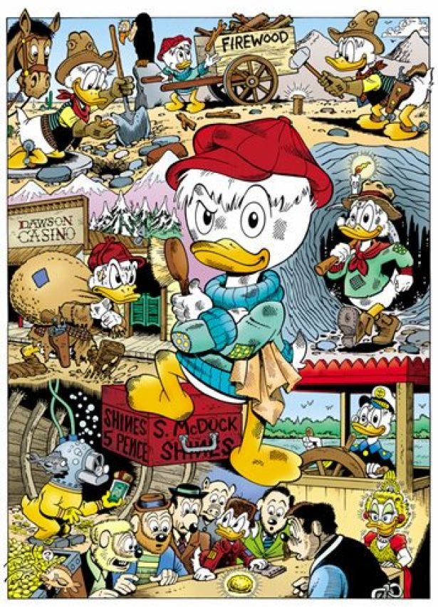 life and times of scrooge