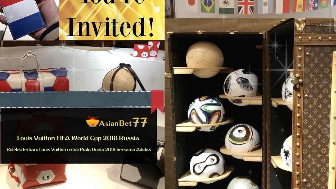 sabung ayam online, bola buatan louis vuitton piala dunia fifa world cup 2018 rusia.
