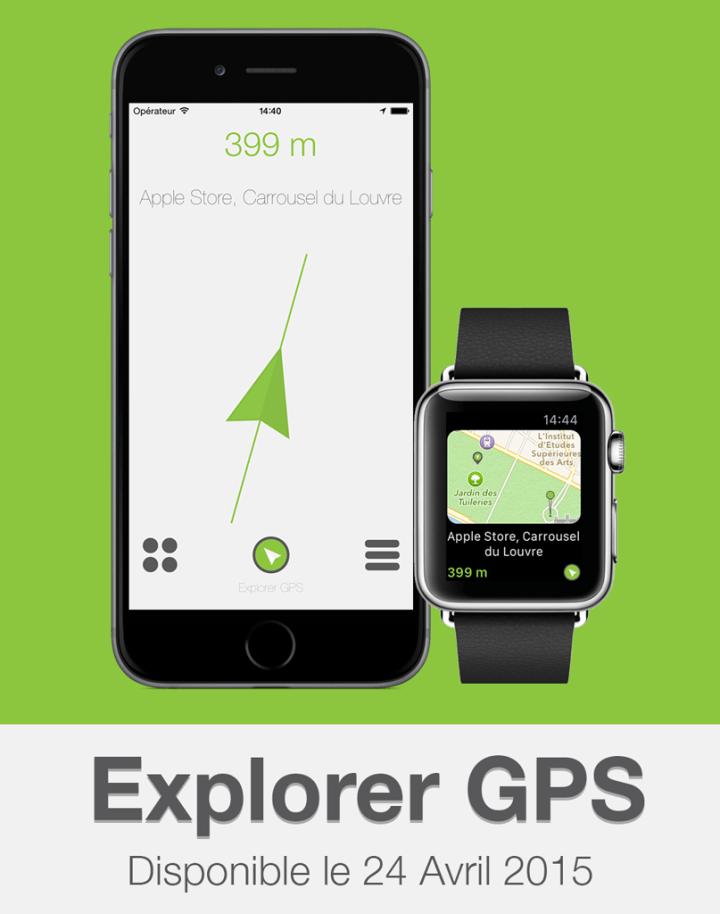 Explorer GPS - 24/04/2015