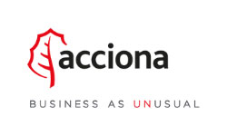 Logo Acciona.