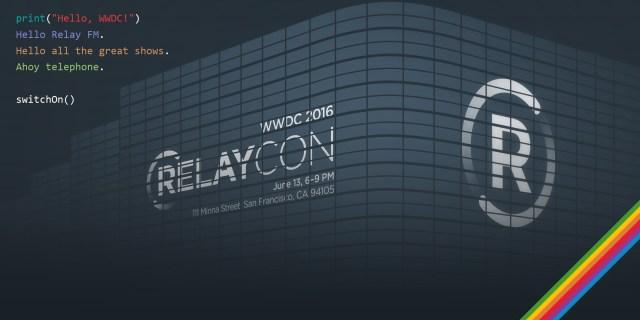 Relay FM WWDC 2016