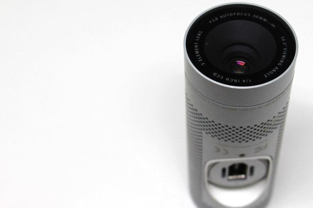 The iSight Camera – 512 Pixels