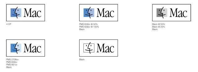 1999 Mac logo