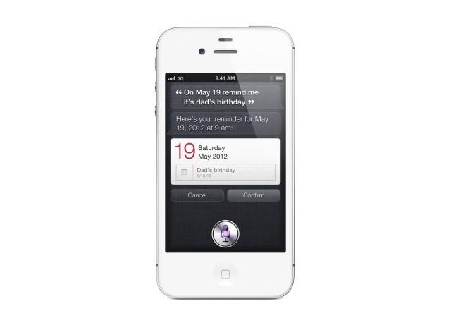 Siri on the iPhone 4S