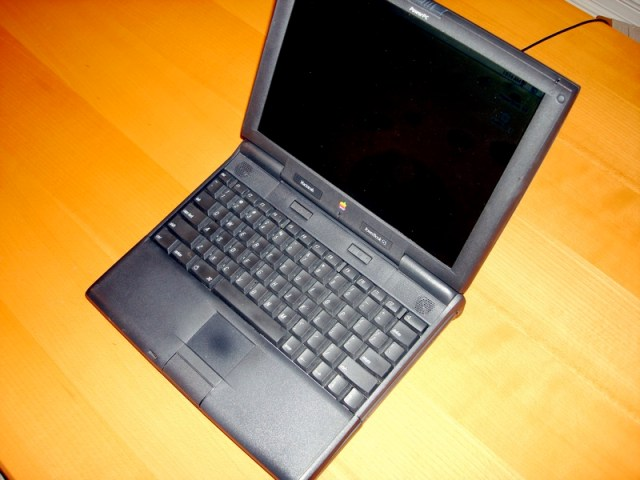 PowerBook G3 'Kanga'
