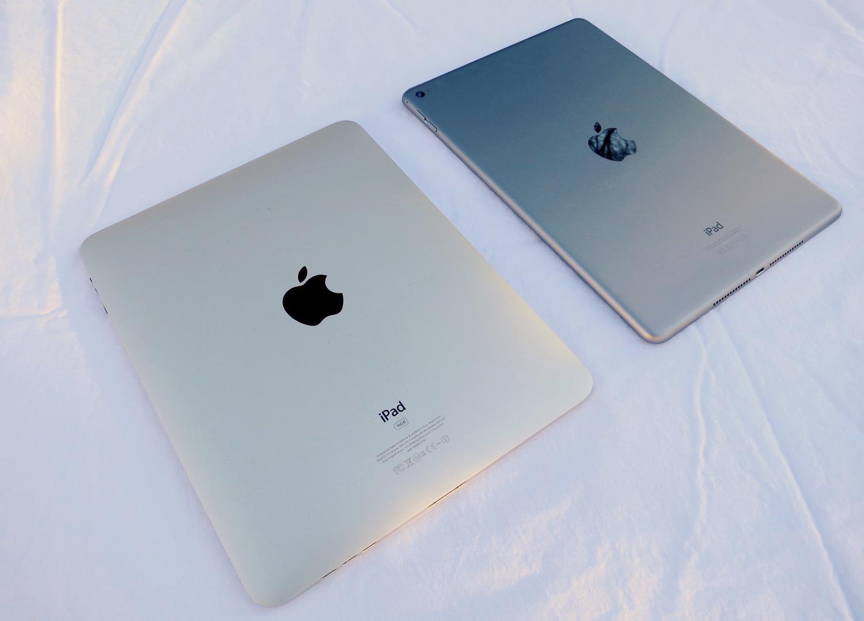 iPad, iPad Air 2