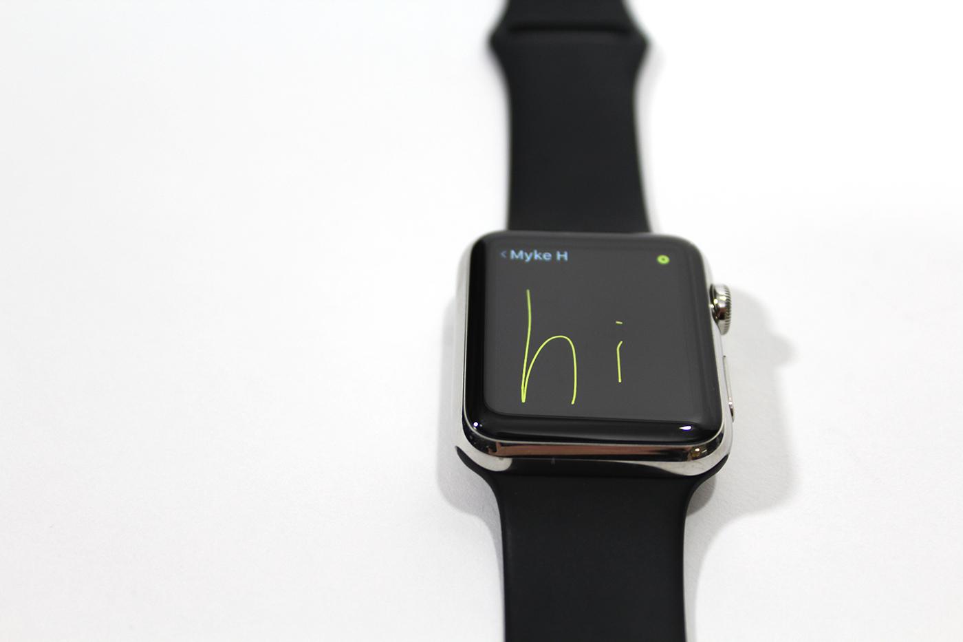 review three months of apple watch u2013 512 pixels