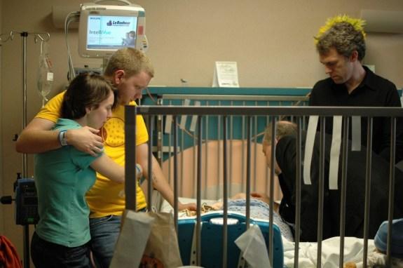 Josiah baptism