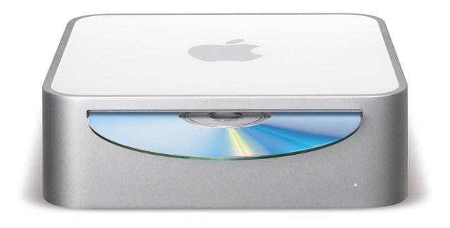 Mac mini - Optical drive