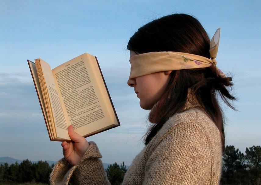 reading book photo