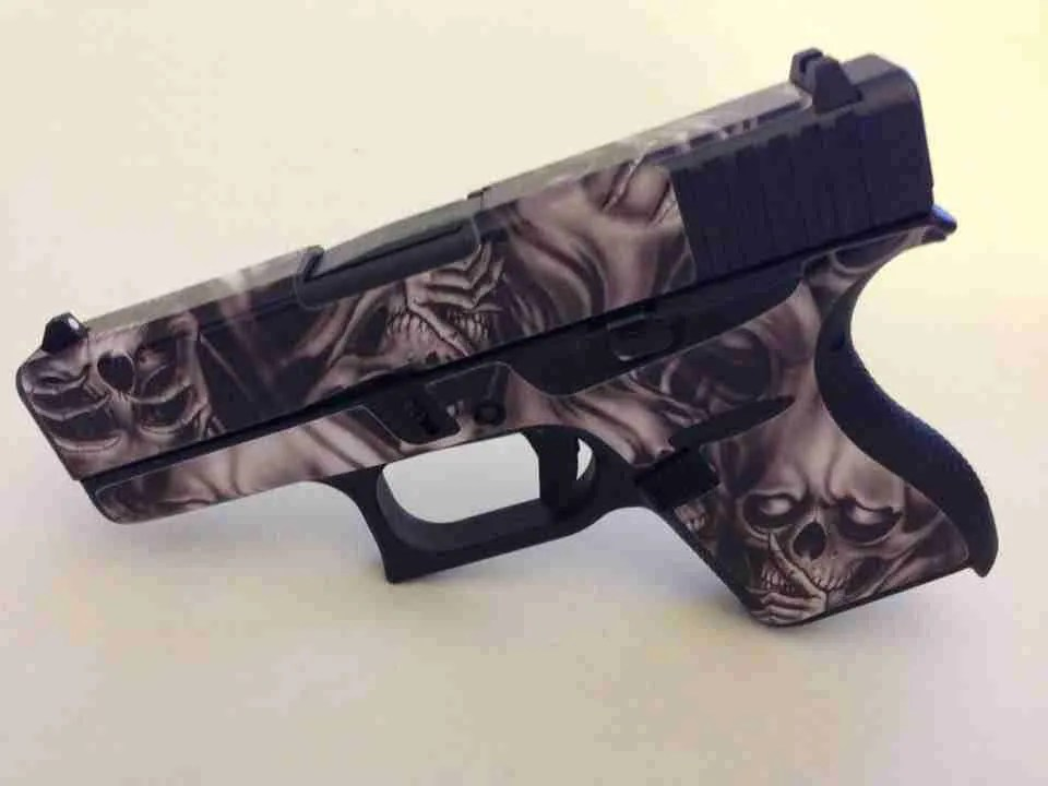 Custom writing review glock 43