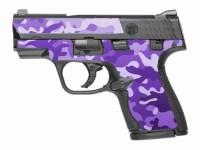 Purple Camo - Large