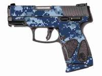 Navy Blue Digital Camo