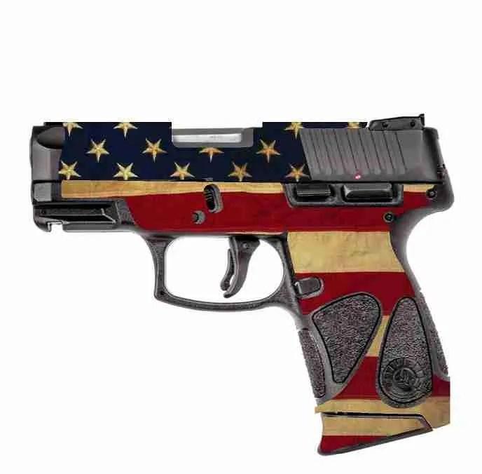 Taurus G2S 9mm Luger with Polymer Grips Custom Gun Wrap