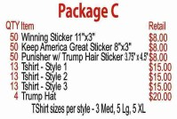 Package C - Good Value