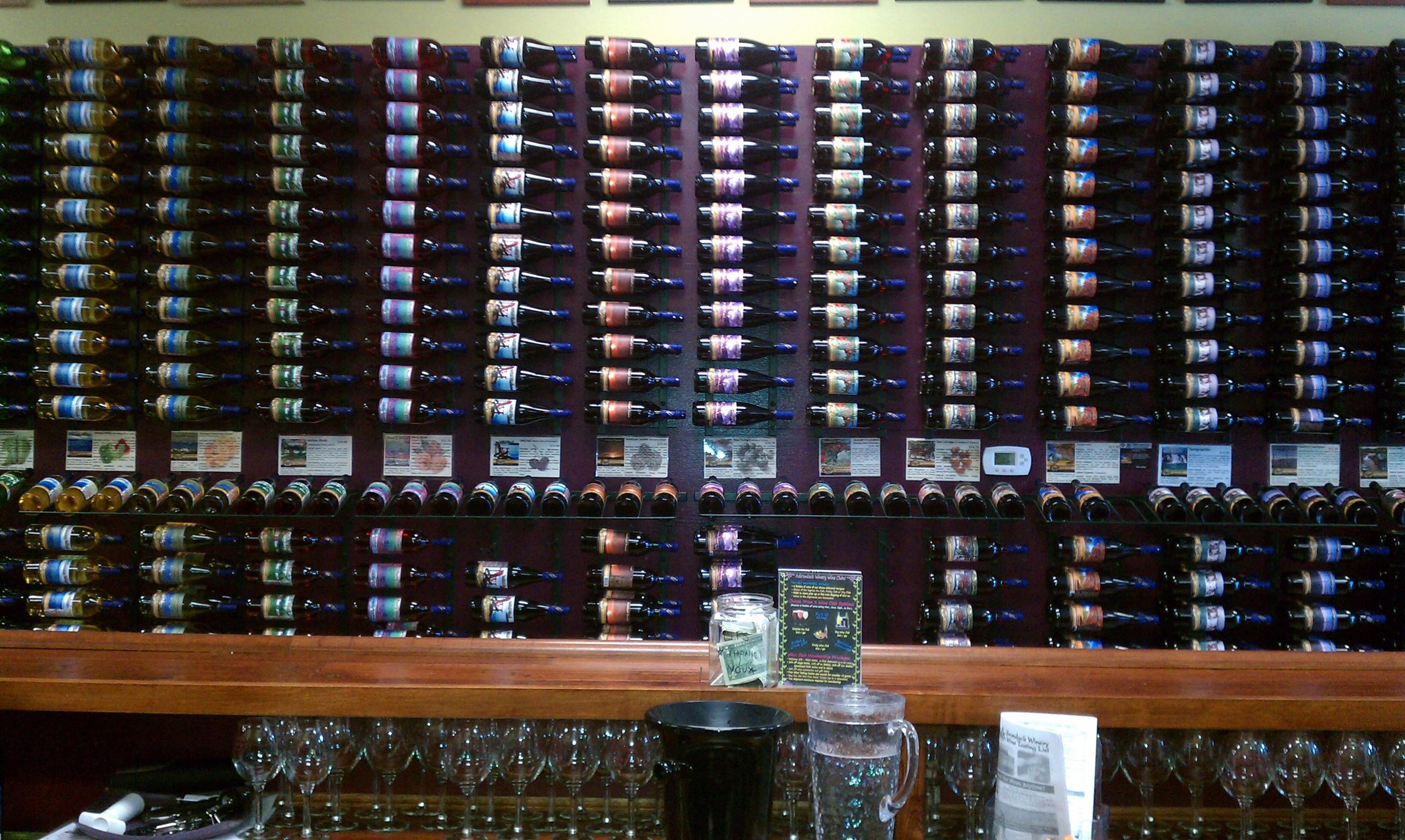 REVIEW: Adirondack Winery, Lake George [PHOTOS]