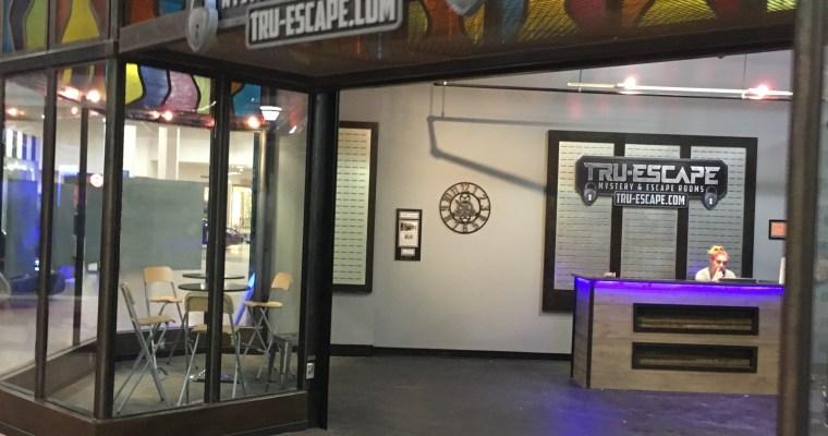 REVIEW: Tru- Escape, Schenectady [PHOTO]