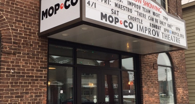 REVIEW: MopCo Theatre, Schenectady [PHOTOS]